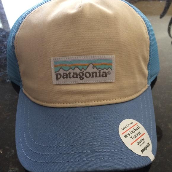 b11d5d5306f Patagonia Women s Pastel P-6 Label Layback Trucker